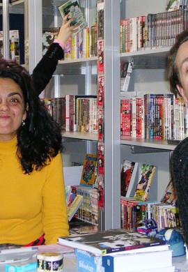 Το SOLARIS στο ComicDomCon 2007