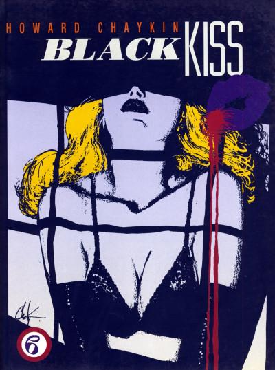 BLACK-KISS