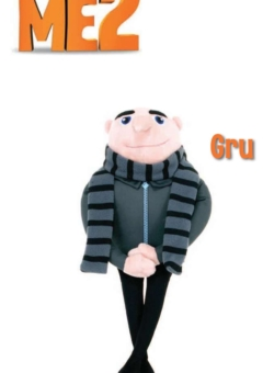 GRU PLUSH