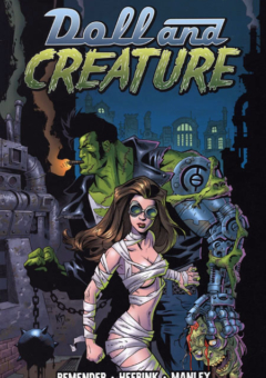 DOLL_AND__CREATURE_VOL_1