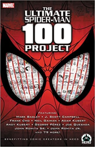 ULTIMATE_SPIDER_MAN_100_PROJECT
