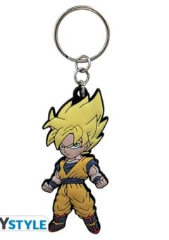 dragon-ball-keychain-pvc-dbz-goku-x4